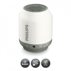 Parlantes BT Philips Modelo BT50W/00