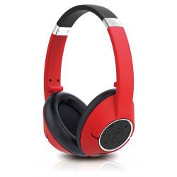 Auricular Genius Hs-930bt Bluetooth 4.0 Rojo