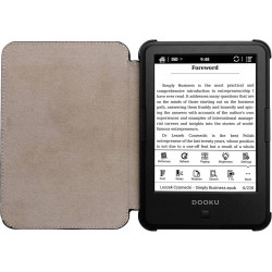 "Ebook. Dooku 6"" Traveller Hd 1448x1072 Wifi Multiformato Espanol C/Funda"