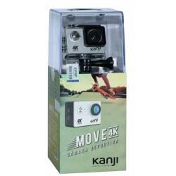Camara Action Cam Kanji Move 4k