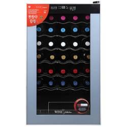 Cava De Vinos Wine Collection Wc-34 Vertical 34 Botellas