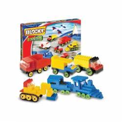 Blocky Vehiculos 4