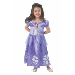 Disfraz Princesa Sofia Talle 2