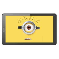 "TABLET KANJI ALFA 10"" MINION QUAD CORE 1GB HD 16GB BLUETOOTH DOBLE CAMARA FUNDA"