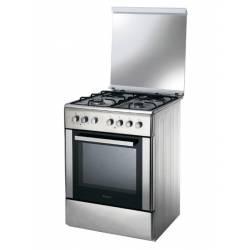 Cocina Candy Mixta Horno Electrico Ccg6503Px Acero Inoxidable