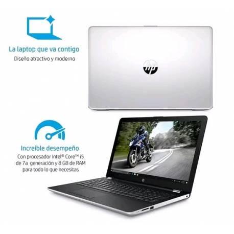 NOTEBOOK HP 1GR16LA I5 7200/15/8GB/1TB