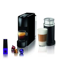 CAFETERA NESPRESSO ESSENZA MINI BLACK RANGE C