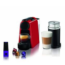 CAFETERA NESPRESSO ESSENZA MINI RED RANGE D