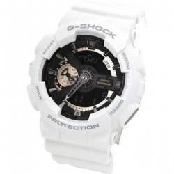 Reloj Casio GA110RG-7A-Blanco - MEN