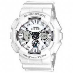 Reloj Casio GA120A-7A-Blanco - MEN