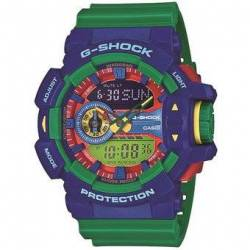 Reloj Casio GA400 - Azul - MEN