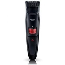 Cortadora De Barba De 0.5 A 10 Mm Recargable Philip Qt4005-Negro
