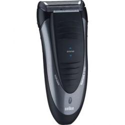 Afeitadora Braun S190 Serie 1 Original! Gtia Oficial-Negro