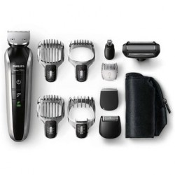 Afeitadora Corporal 10 En 1 Multigroom Series Philips -Negro