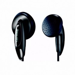 Auriculares In-Ear Philips She 1350/00-Negro