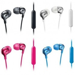 Auriculares Philips She3705 Vibe Bass Potentes