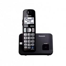 Teléfono Inalámbrico Panasonic KX-TGE210-Negro