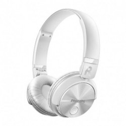 Auriculares Philips Shb3060 Bluetooth Graves Potentes-Negro