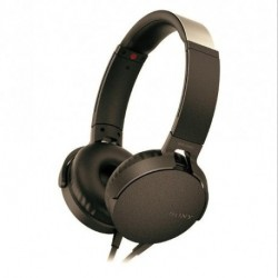 Auriculares Sony Mdr-xb550ap-Negro