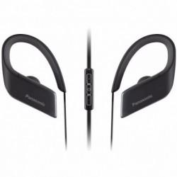 Auriculares Deportivos Bluetooth Panasonic Rp-bts30-Negro