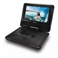DVD Portatil Philco Dvpp730 USB-Negro
