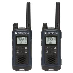 Kit 2 Handies Motorola T460 56 Km-Negro