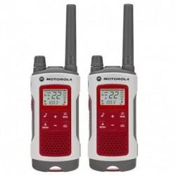 Kit 2 Handies Motorola T480 56 Km-Multicolor
