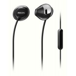Auriculares Philips She4205bk-Negro