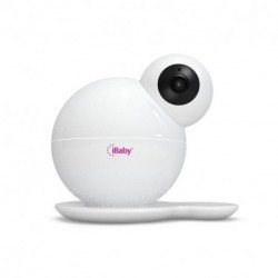 IBABY BABY CALL BABY MONITOR M6S 1080 AIR QUALITY TEMP NIGHT VISION