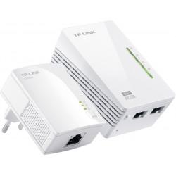 POWERLINE TP-LINK TL-WPA4220 KIT EXTENDER 300MBPS