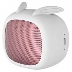 Parlante Portatil Bluetooth Noblex Adorable Psb02 Conejo