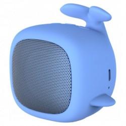 Parlante Portatil Bluetooth Noblex Adorable Psb02 Ballena