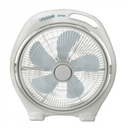 TURBOVENTILADOR ATMA VTA1615B - 70W, 16C, INCLINABLE, DIFUSOR
