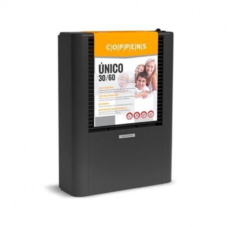 CALEFACTOR COPPENS UNICO 30-60 - DE 3000 A 6000 kcal/h, TB, MG