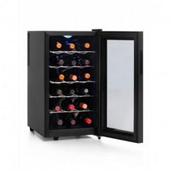Cava De Vinos Vondom Línea Negra - Capacidad 18 Botellas