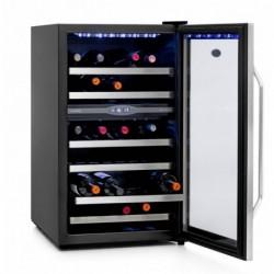 Cava De Vinos Winefroz Mn32d - 38 Botellas Doble Temperatura