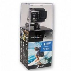 Camara Nogapro Action Cam 1080p Full Hd Wifi Sumergible