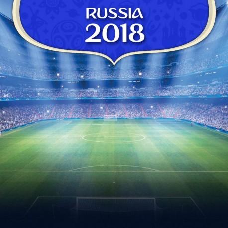 Mundial Rusia 2018 - Primera Fase - Todos los partidos Categoría 2