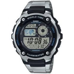 Reloj Casio AE2100WD-1A-Plateado