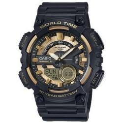 Reloj Casio AEQ110BW-9A-Negro para Hombre