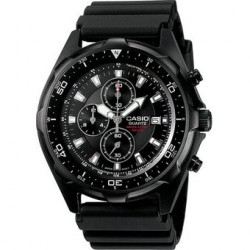 Reloj Casio AMW330B-1A-Negro para Hombre