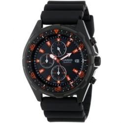 Reloj Casio AMW370B-1A1-Negro para Hombre