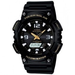 Reloj Casio AQS810W-1B-Negro para Hombre