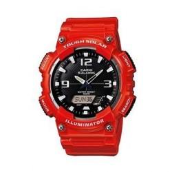 Reloj Casio AQS810WC-4A-Rojo para Hombre