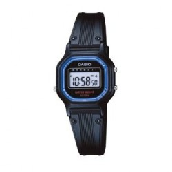 Reloj Casio LA11WB-1-Negro para Mujer