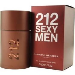 212 Sexy Men 50 ml. EDT MEN - Carolina Herrera