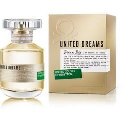 Dream Big For Her 80Ml - Benetton