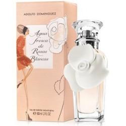 Agua Fresca de Rosas Blancas de Adolfo DomínguezEau de Toilette60 ml