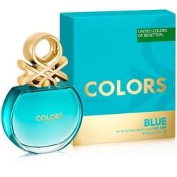 Colors Blue 80Ml EDT - Benetton