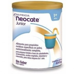 Neocate Junior Sin Sabor 400 Gr Pvo Lata